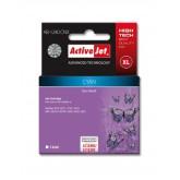 Cartus compatibil AC-LC1240 AC-LC1280 XL de culoare cyan pentru imprimante Brother