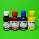 Set cerneala Pigmentata pentru Epson in 4 culori