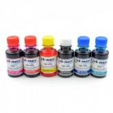 Cerneala refill pentru Epson seria L set 6 culori